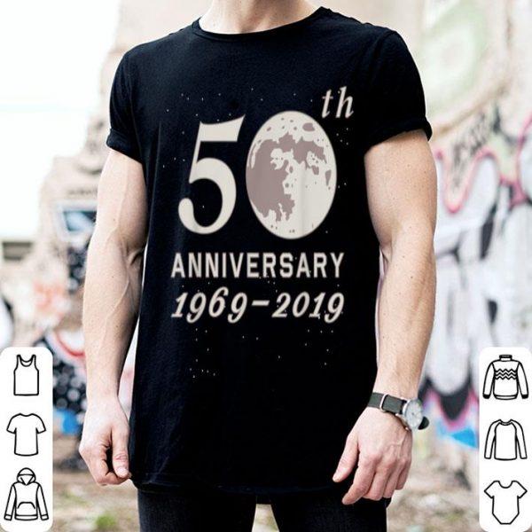 Apollo 11 Moon Landing 50th Anniversary 1St Step On The Moon shirt