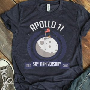Apollo 11 Moon Landing 50th Anniversary shirt