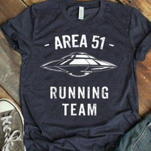 Area 51 Running Team Storm Area 51 shirt