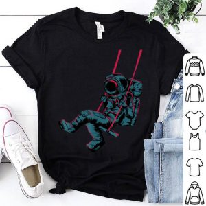 Astronaut Walk On The Moon 50th Space Man Science shirt