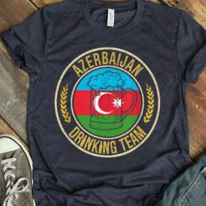 Beer Azerbaijan Drinking Team Casual shirt
