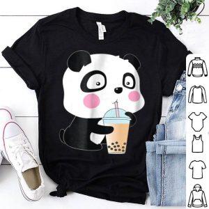 Bubble Tea Panda - Funny Boba shirt