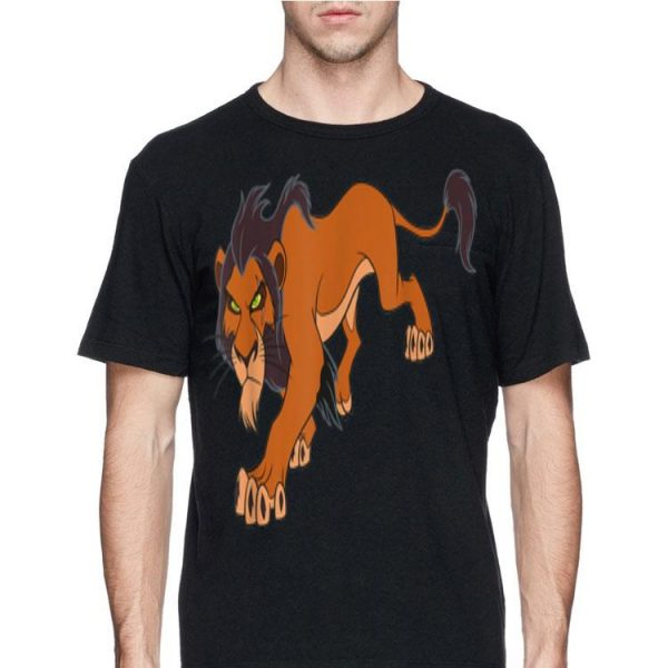 Disney The Lion King Scar Prowling shirt