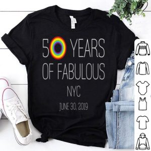 Grunge Pride Riot 50Th NYC Gay Pride LGBTQ Rights shirt
