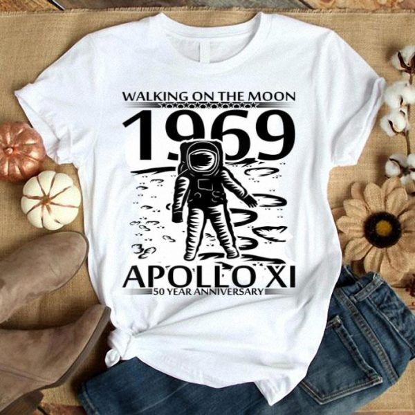 Moon Landing First Step On The Moon 50th Anniversary - 1969 moon landingsh shirt