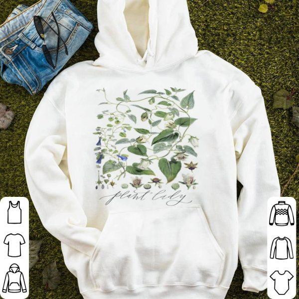 Plant Lady Botanical Gardening Mom Mama Mother shirt