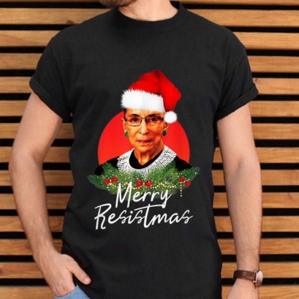Ruth Bader Ginsburg Holidayshirt