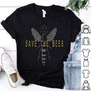 Save The Bees Environmentalist shirt