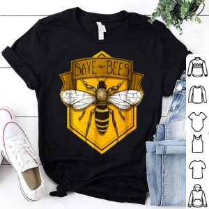 Save The Bees For MenWomen And Youth shirt