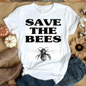 Save The Bees Vintage Beekeeping shirt