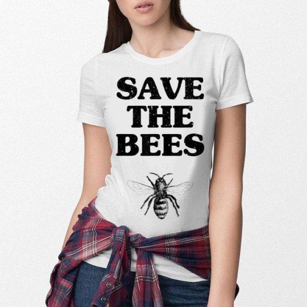 Save The Bees Vintage Beekeeping shirt