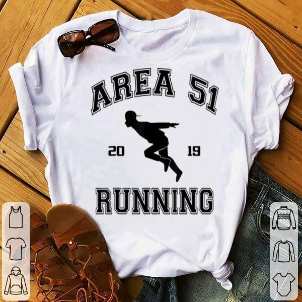 Storm Area 51 Running 2019 shirt
