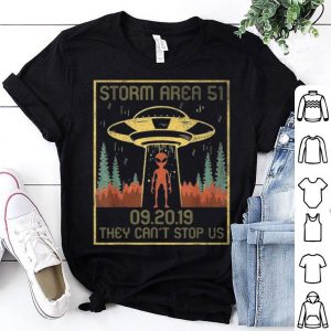 Storm Area 51 September 20 2019 They Can't Stop Us shirt