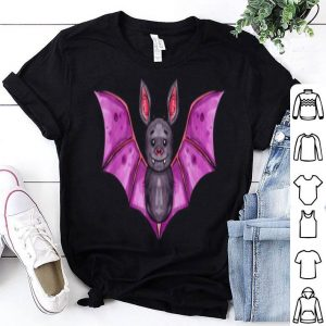 Awesome Cute Vampire Bat Funny Halloween Costume Gift shirt