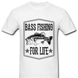 Bass Fishing Life Fishing Gear shirt