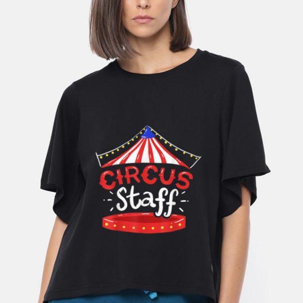 Nice Circus Staff Event shirt