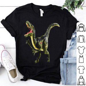Nice Dinosaur Velociraptor - Halloween - Party Fun shirt