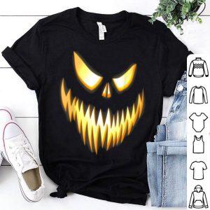 Nice Scary Pumpkin Halloween shirt