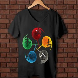 Nice The Five Elements Of Qigong Tai Chi shirt