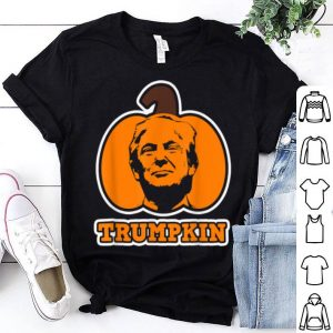 Nice Trumpkin - Make Halloween Great Again - Pumpkin Trump shirt