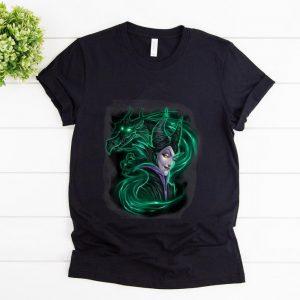Official Disney Sleeping Beauty Maleficent Dark Magic shirt