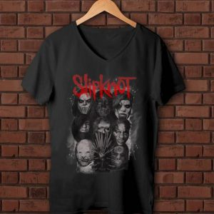 Official Slipknot Official We Are Not Your Kind World Tour shirt