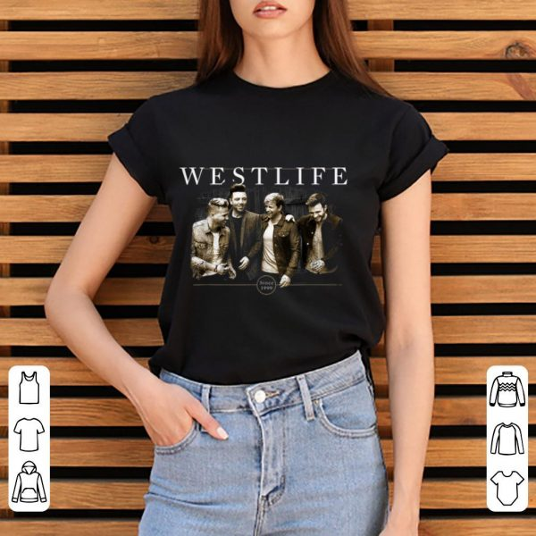 Official Westlife Official Since 1999 shirt