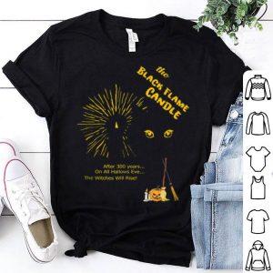 Original Black Flame Candle Halloween Funny Gift shirt