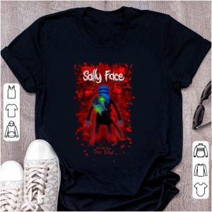 Original Sally Face Sanity's Fall Larry The Trial shirt