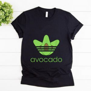 Original adidas avocado shirt