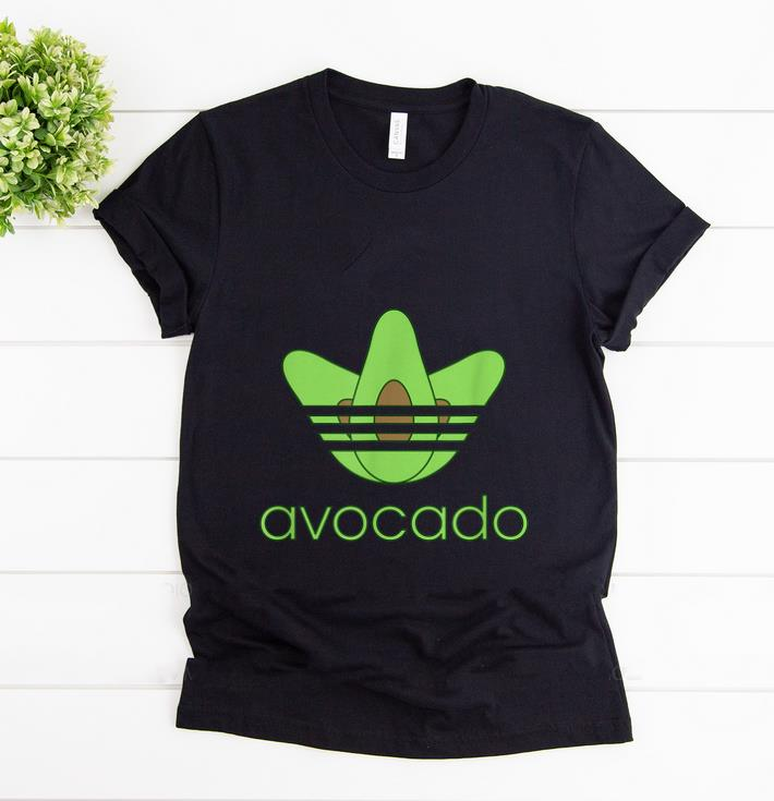 Original adidas avocado shirt 1 - Original adidas avocado shirt