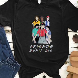 Premium Friends Don't Lie Stranger Things shirt