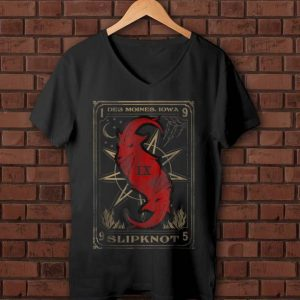 Premium Slipknot Tarot Card Goat shirt