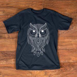 Premium Spirit Animal Owl shirt