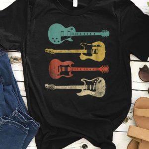 Premium Vintage Electric Guitar Distressed shirt