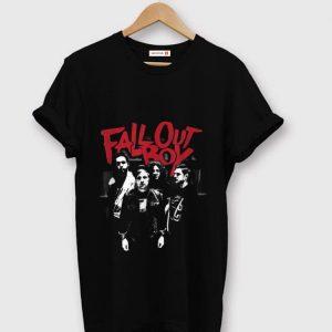 Pretty Fall Out Boy Punk Scratch shirt