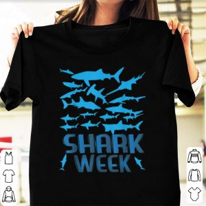 Pretty Have A Good Week With This Shark shirt