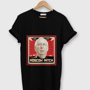 Pretty Just Say Nyet To Moscow Mitch shirt