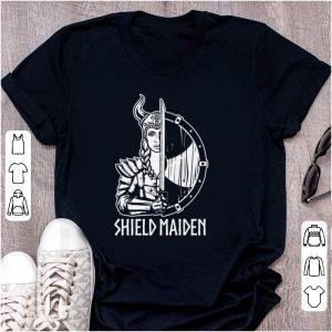 Pretty Shield Maiden Viking Girl shirt
