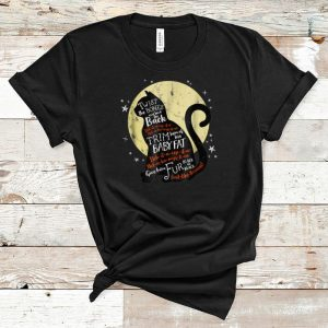 Pretty Thackery Binx Cat Twist The Bones And Bend The Back shirt