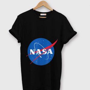 Pretty The official NASA Logo shirt
