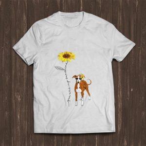 Pretty You Are My Sunshine Italian Greyhound Sunflower shirt