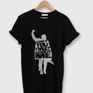 Pretty You Don't Forget About Me Simple Minds shirt