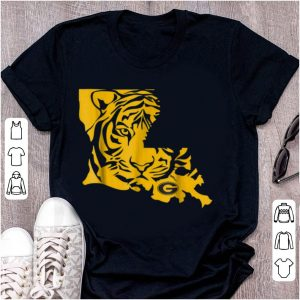 Top Grambling State Tigers Mascot State shirt