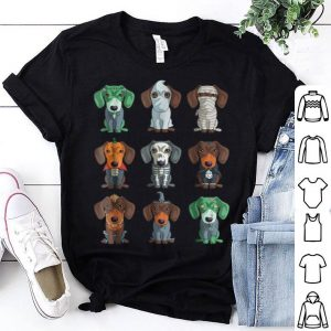Beautiful Dachshund Halloween Funny Weiner Gift shirt