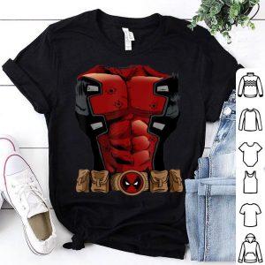 Funny Marvel Deadpool Comic Halloween Costume Graphic shirt