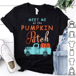 Meet Me At The Pumpkin Patch Halloween shirt