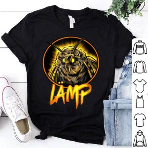 Original Moth Meme Moth Lamp Tee shirt