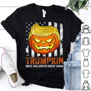 Usa Trumpkin Make Halloween Great Again Funny shirt