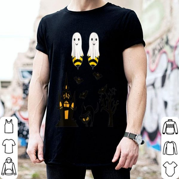 Awesome Boo Bees Couples Halloween Costume Funny shirt